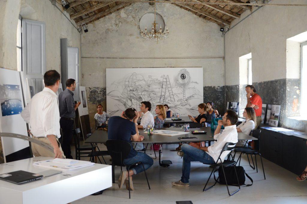 ReThink Daylight Roma: presentazioni