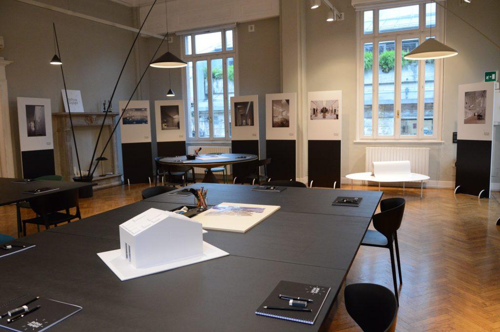 ReThink Daylight Milano: spazio di lavoro