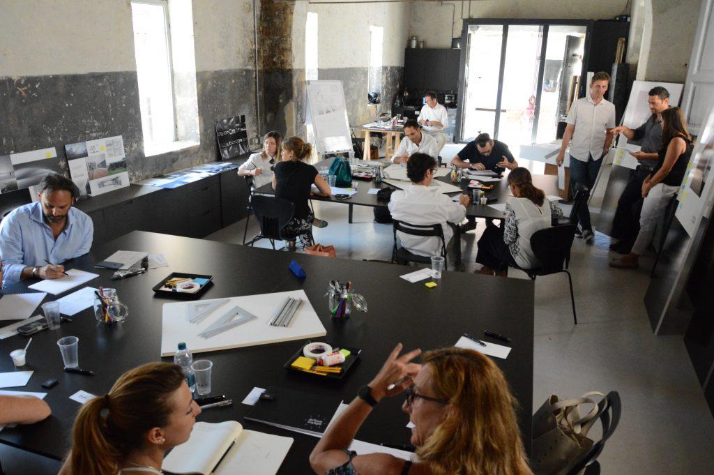 ReThink Daylight Roma: Architetti al lavoro