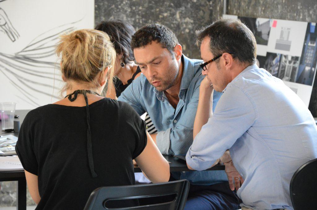 ReThink Daylight Roma: tutor al lavoro